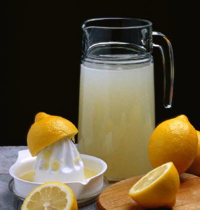Очищение организма лимонным соком