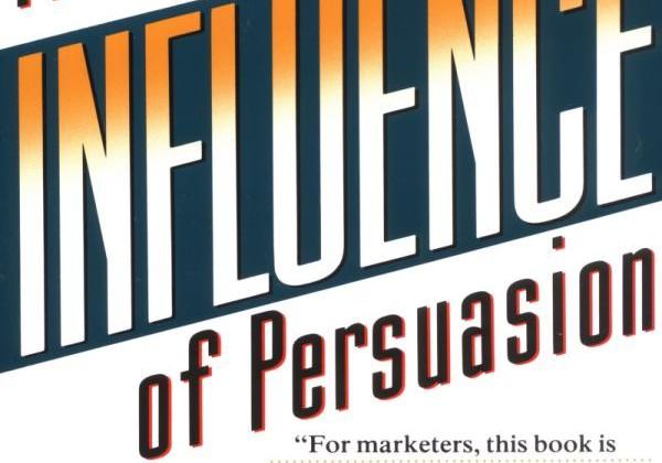 Influence – Robert Cialdini