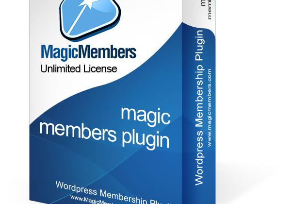 Magic Members – WP Plugin